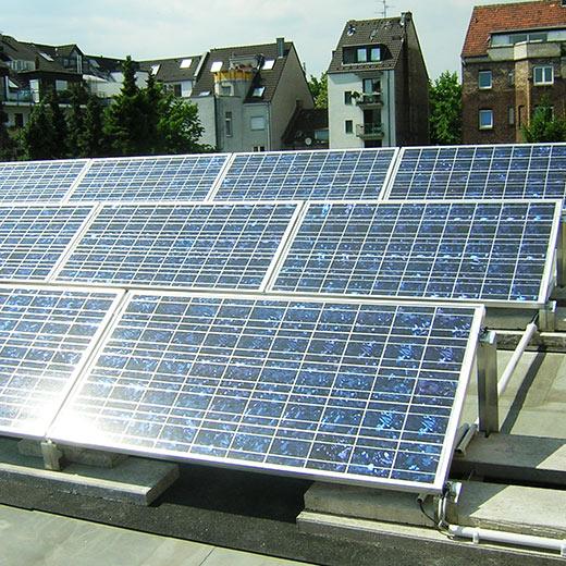 Solaranlagen Und Solartechnik